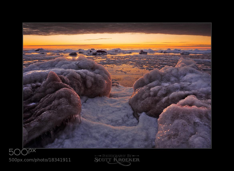 Photograph Alien Ice by Scott Kroeker on 500px