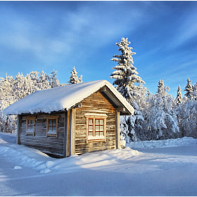Finnish winter ...