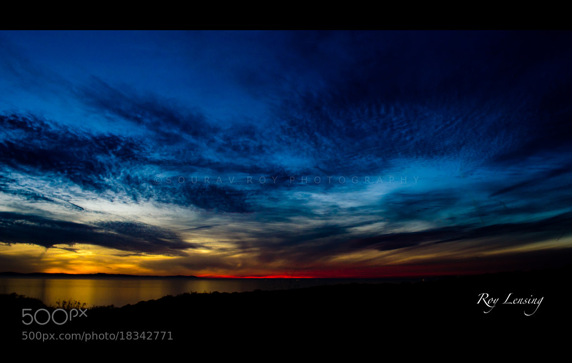Photograph After the Sunset by Sourav Roy on 500px