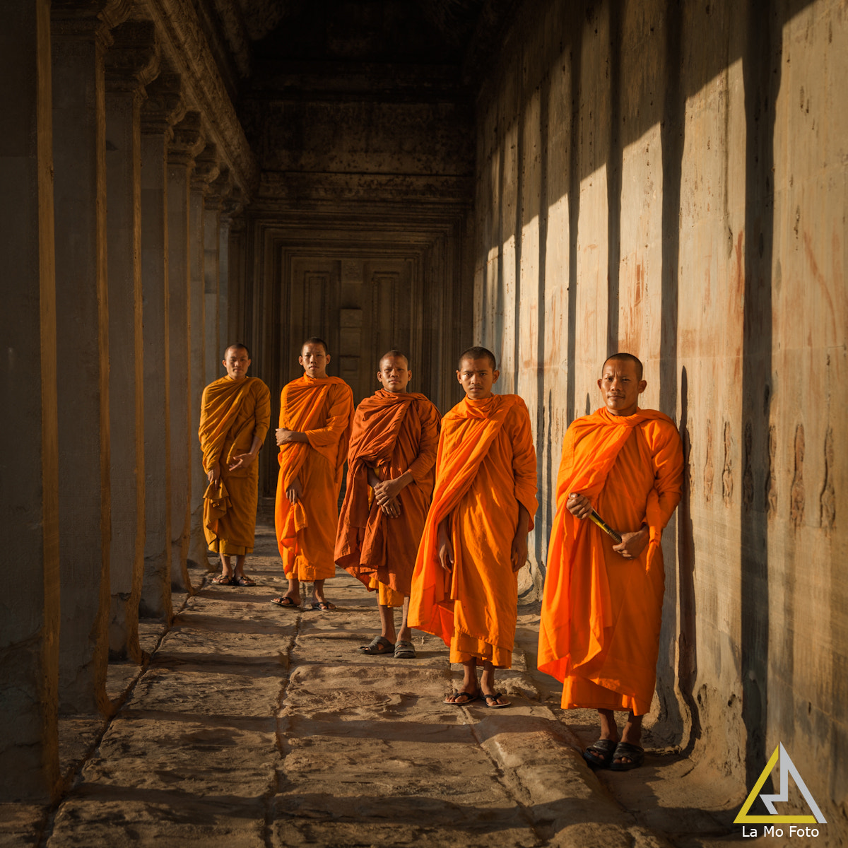 Photograph Monks by La Mo on 500px