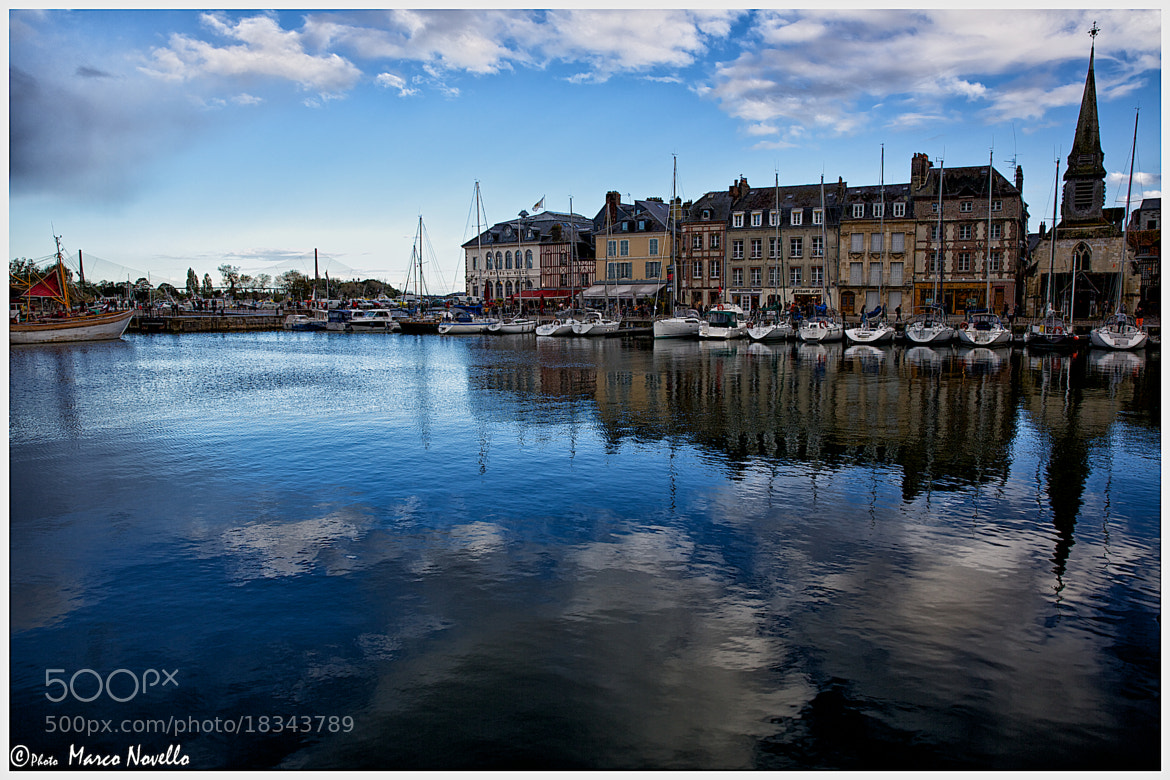 Photograph Honfleur by Marco Novello on 500px