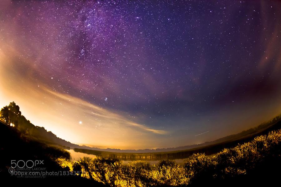 Photograph Silent night by Dariusz Łakomy on 500px