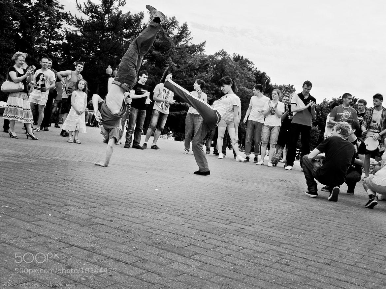 Photograph Street Capoeira by Pavel Raykov on 500px