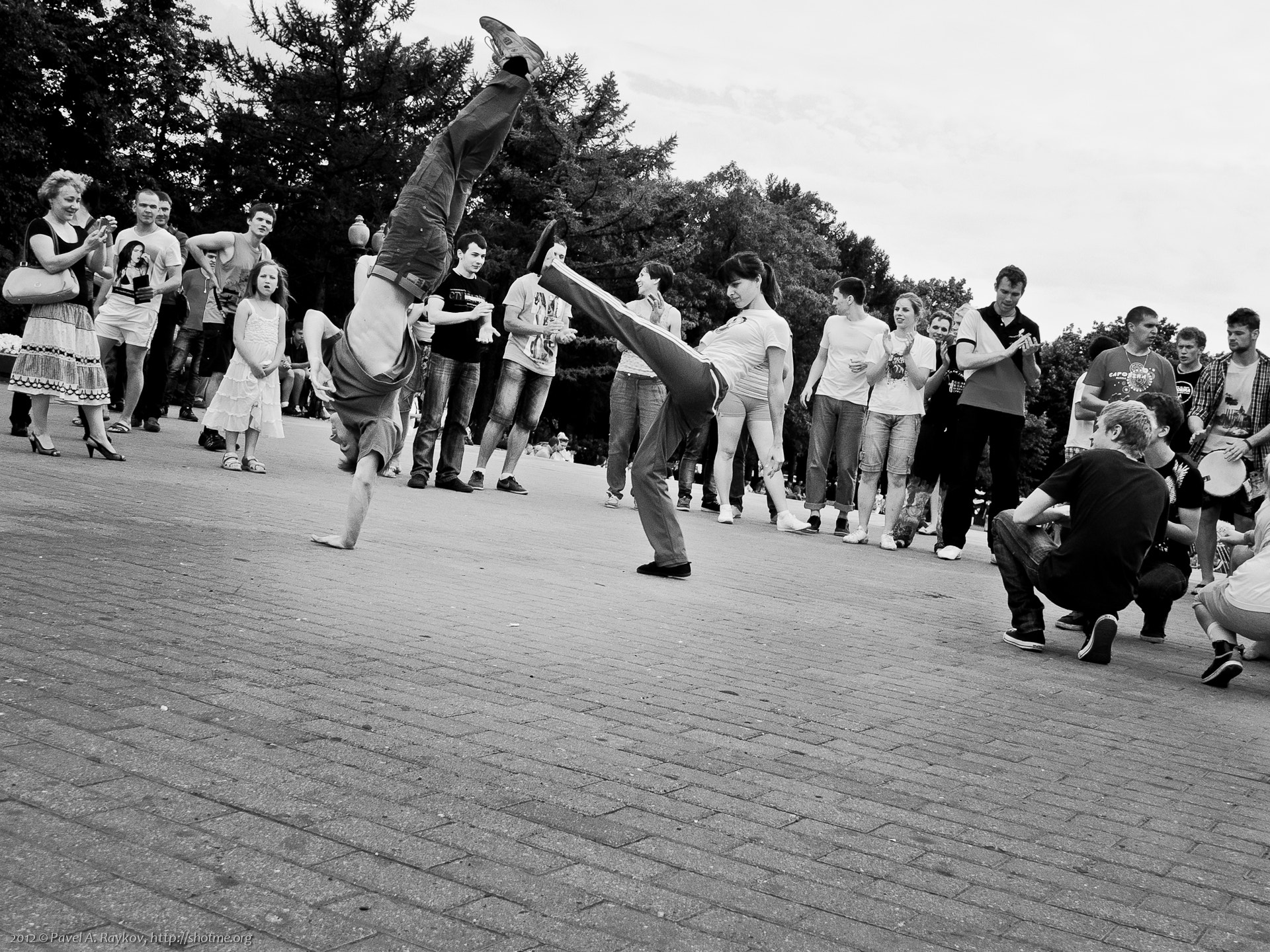 Photograph Street Capoeira by Pavel Raykov on 500px