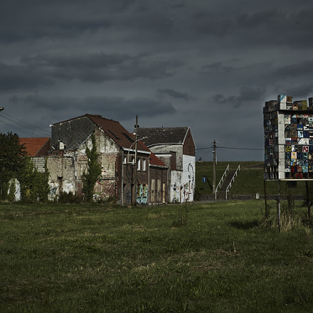 2016 | 09 | Doel | Life Tower, Canon EOS-1D MARK IV, Canon EF 24-70mm f/2.8L USM