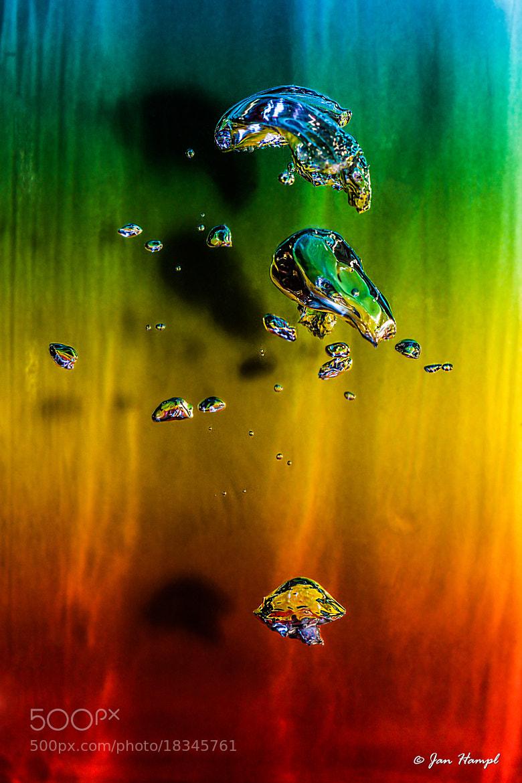 Photograph Bubbles by Jan Hampl on 500px