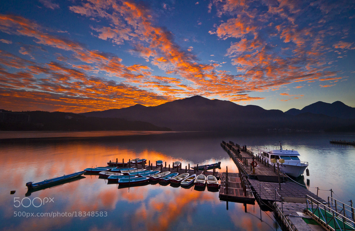 Photograph Sun Moon Lake, Taiwan by Red Bean Liu on 500px