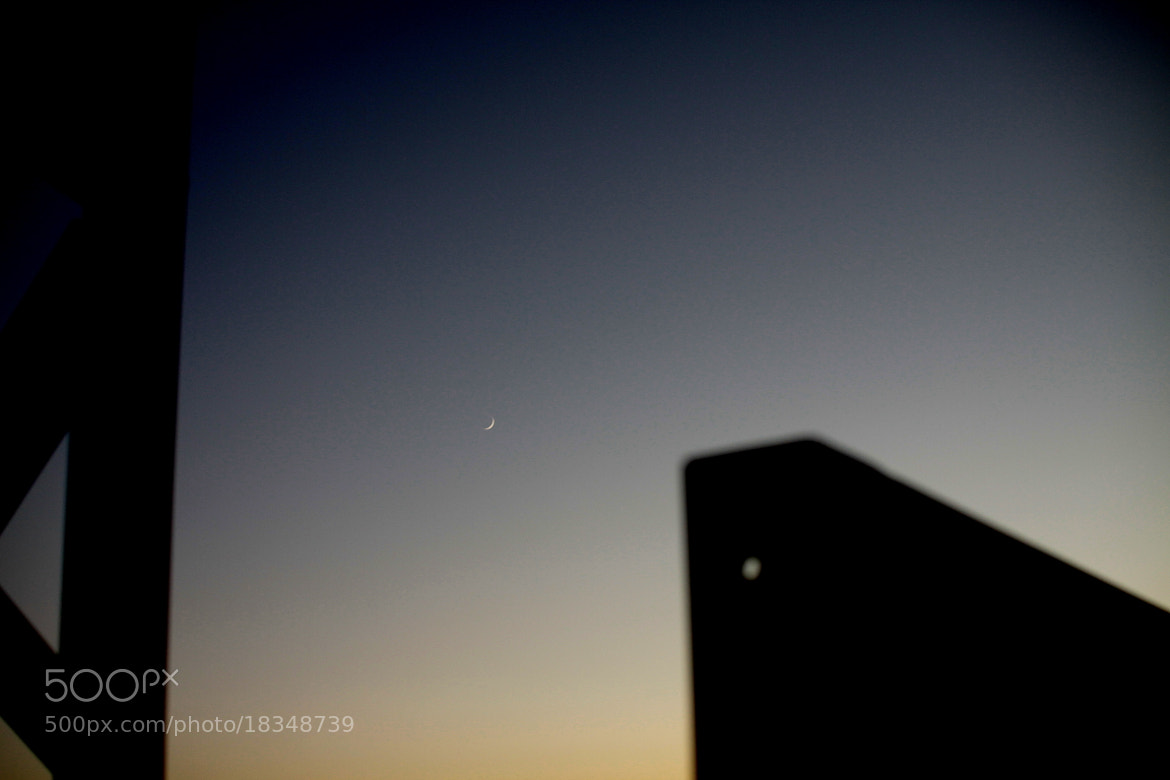 Photograph moon,day2 by Masanory Toyoda on 500px