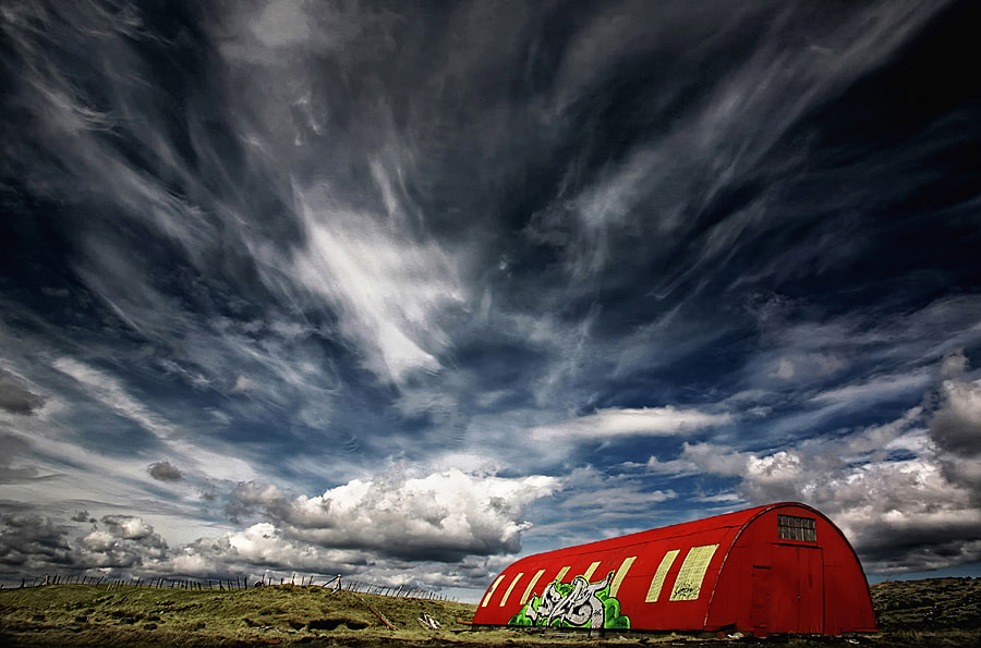 Photograph Quonset Hut by Þorsteinn H Ingibergsson on 500px