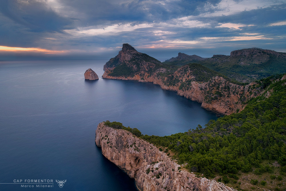 Photograph Cap Formentor by Marco Milanesi on 500px