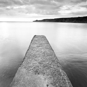 Mono Pier by Carl Mickleburgh (CMickleburgh)) on 500px.com