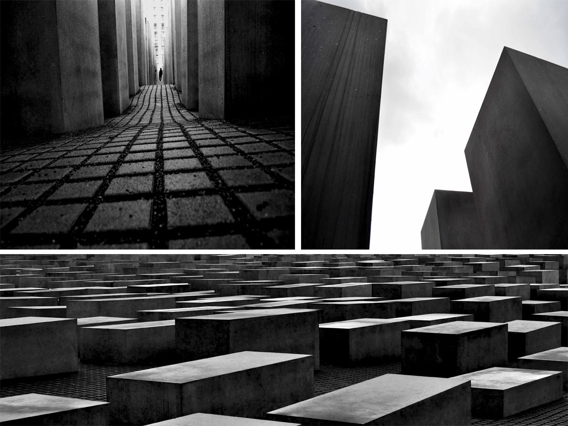 Photograph Mahnmal Collage by VisionPhotographer  on 500px
