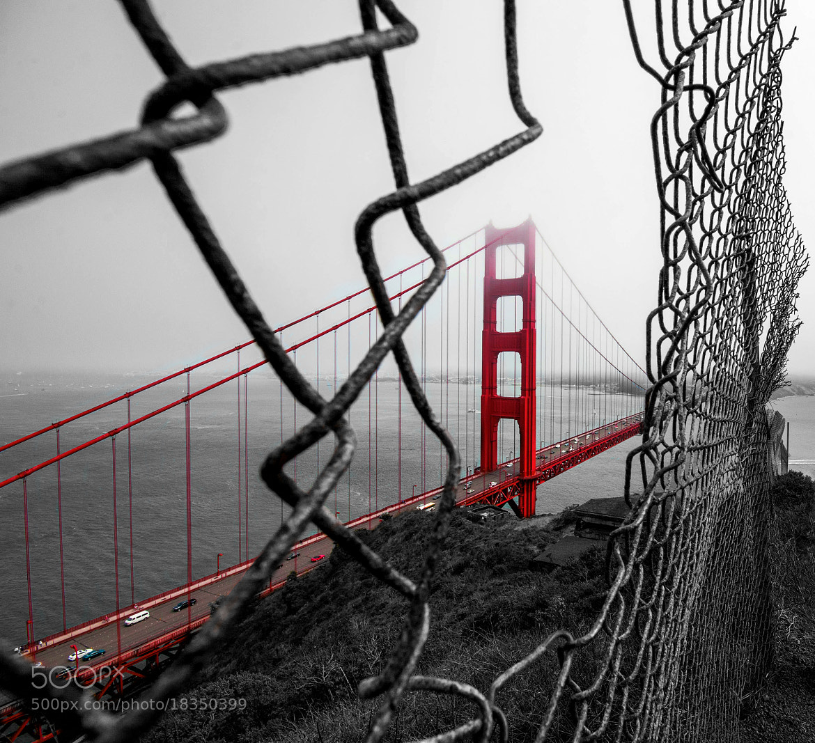 Photograph Golden Gate Bridge  by VisionPhotographer  on 500px