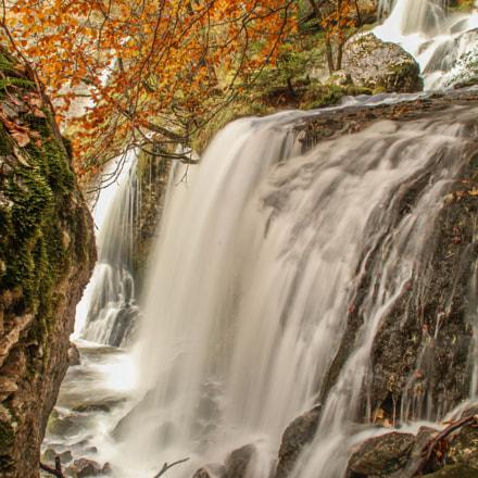 Doriaz Waterfall II