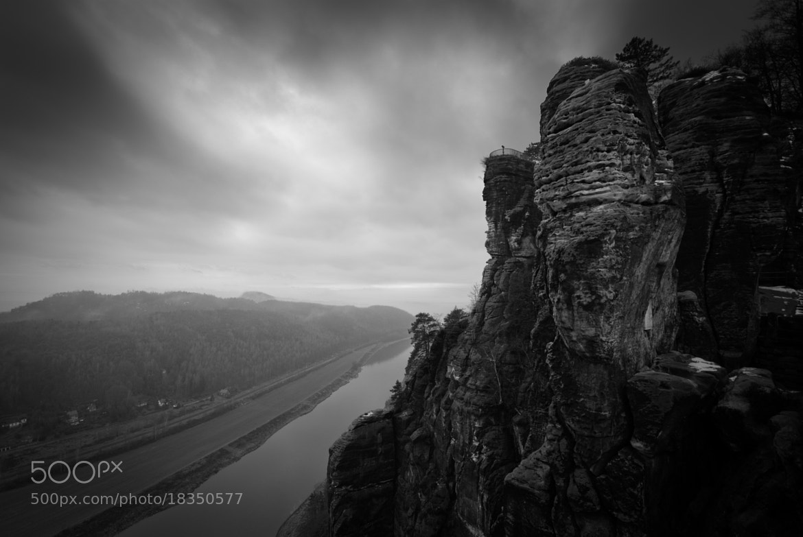 Photograph Saxon Switzerland II by Oliver Westphal on 500px