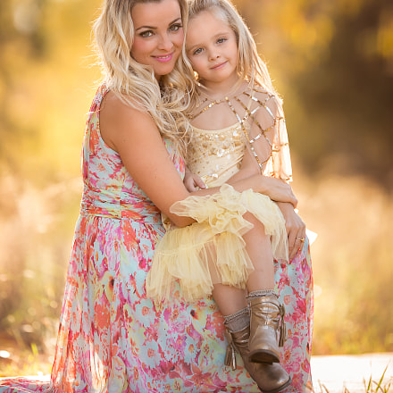Mother & Daughter, Canon EOS 5D MARK IV, Canon EF 200mm f/2L IS