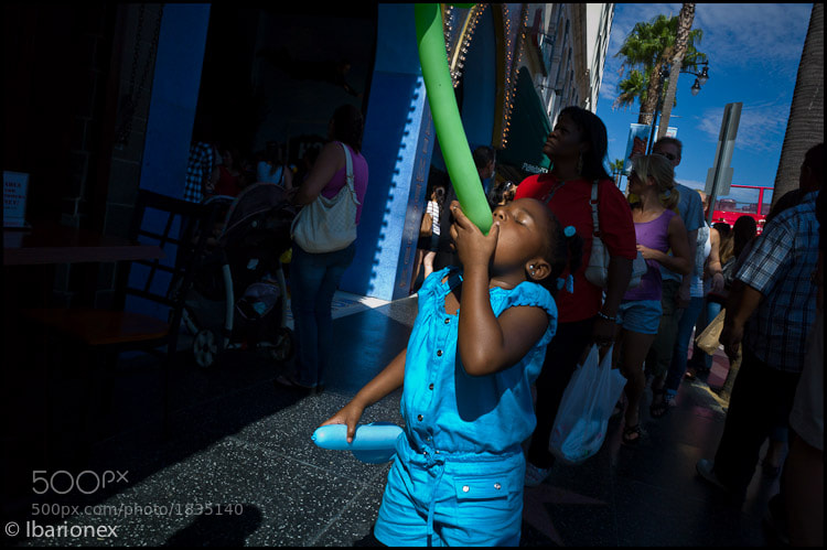 Photograph Girl and Balloon by Ibarionex Perello on 500px