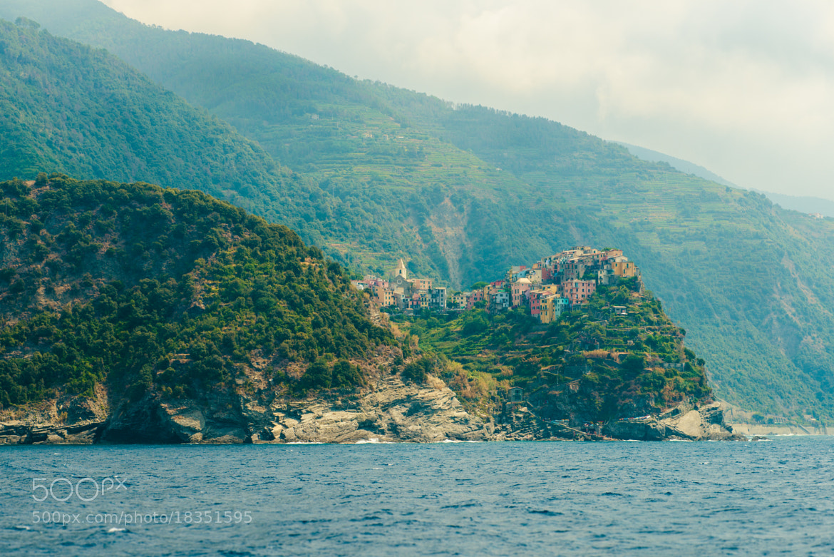 Photograph Cinque Terre by Sébastien Puissegur on 500px