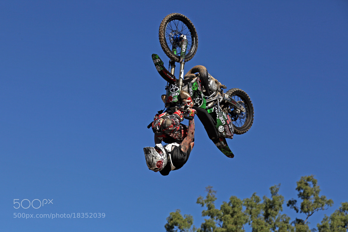 Photograph Backflip by Alan McIntosh on 500px