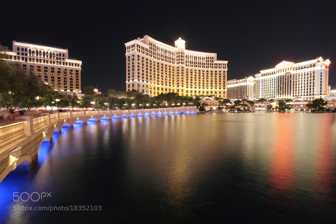 Photograph Belagio by Noam Levy on 500px