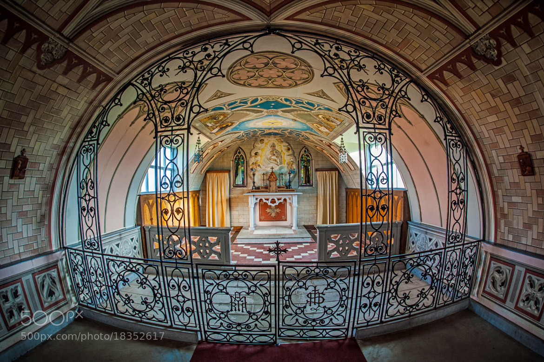 Photograph The Italian Chapel by Zain Kapasi on 500px