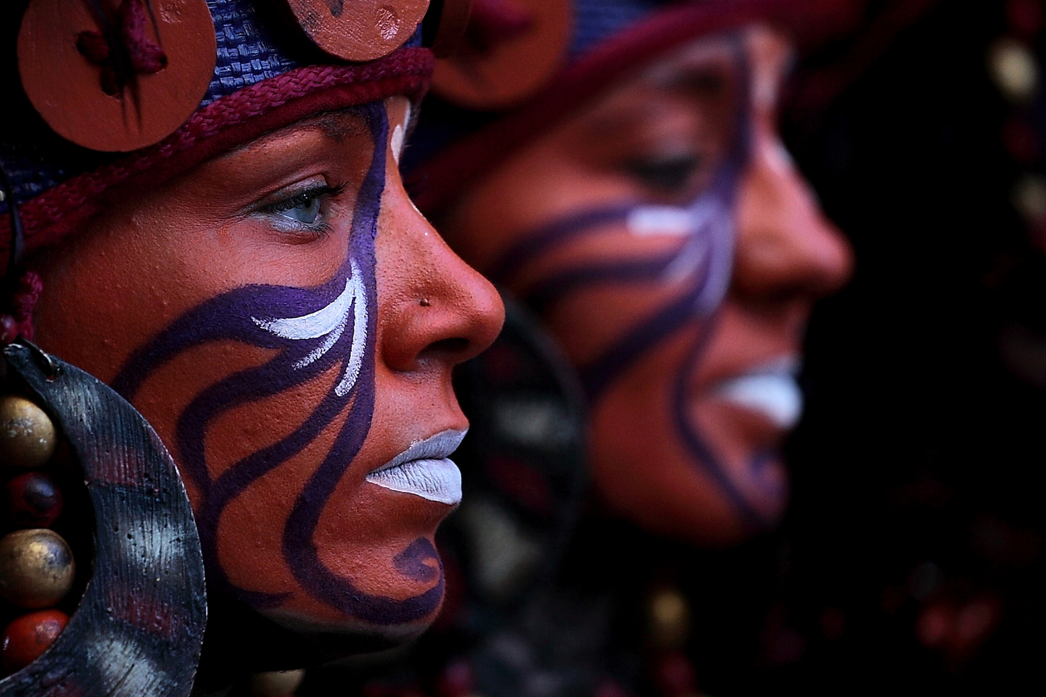 Photograph Tribal beauty by Vicente Concha on 500px