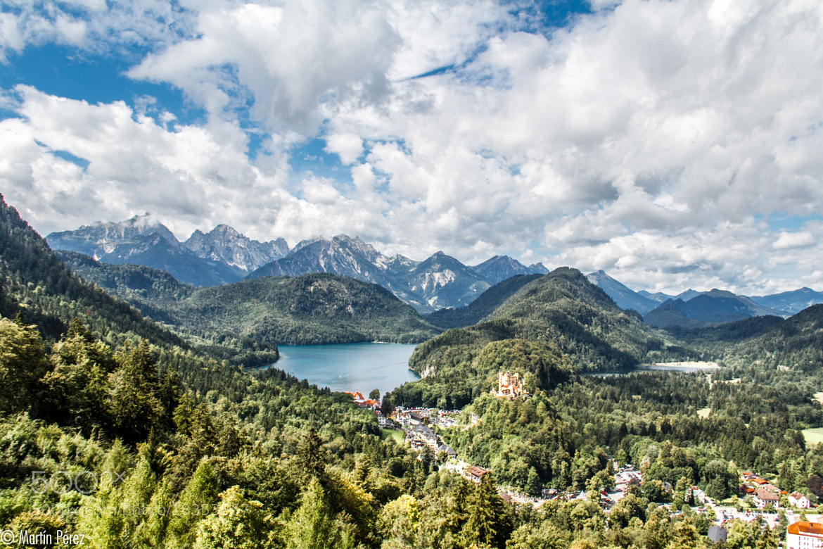 Photograph Hohenschwangau - Germany by Martín Pérez on 500px