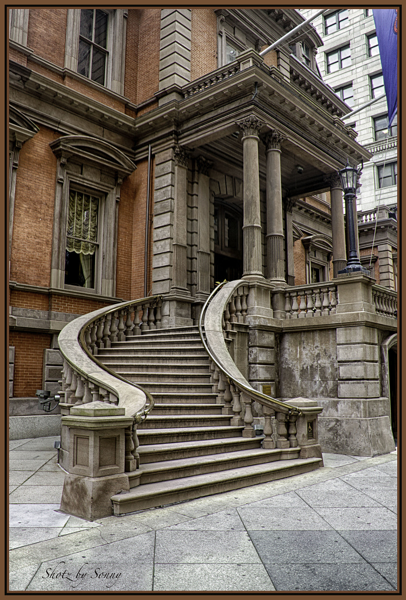 Photograph The Union League by Sonny Hamauchi on 500px