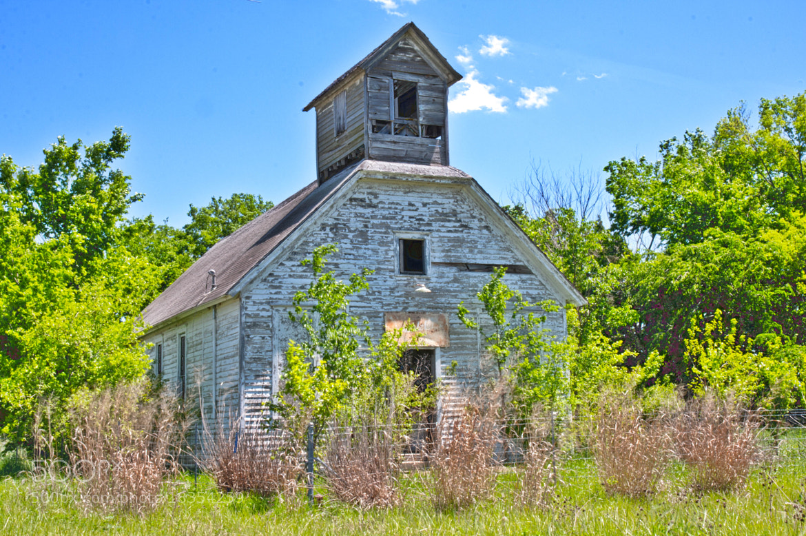 Photograph Kansas School House by Richard Youden on 500px
