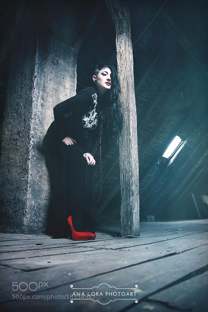Photograph Celina Blanchette by Ana Lora Photoart on 500px