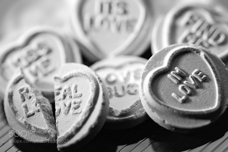 Photograph A broken heart by John Burgess on 500px