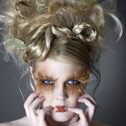 Feather Lashes #2, Canon EOS 5D MARK II, Canon EF 85mm f/1.2L