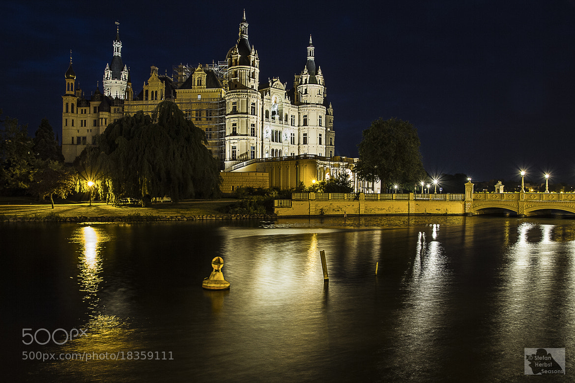 Photograph Schwerin Castle by Stefan Herbst on 500px
