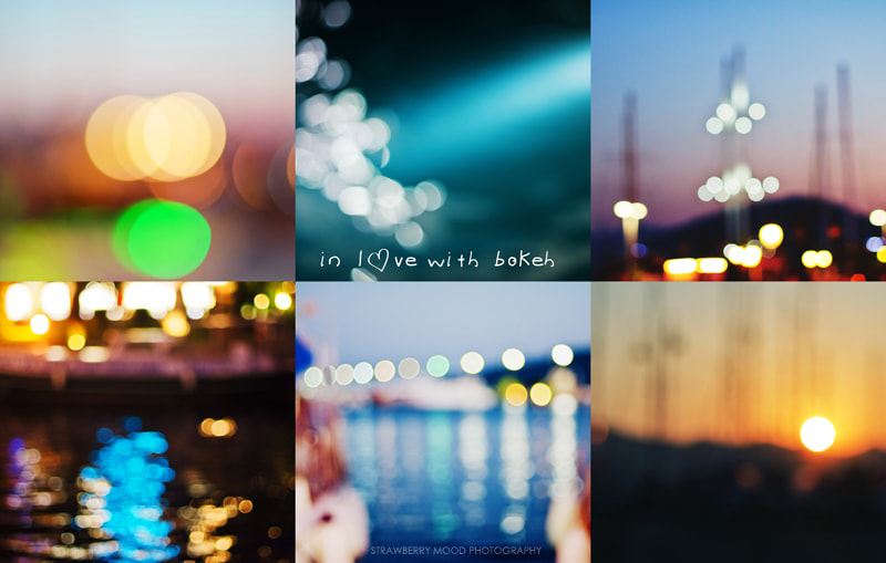Photograph In love with bokeh by Julia Krasovskaya on 500px