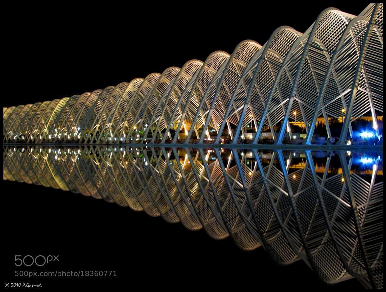 Photograph Calatrava Olympic park  Athens by Garmatis Pantelis on 500px