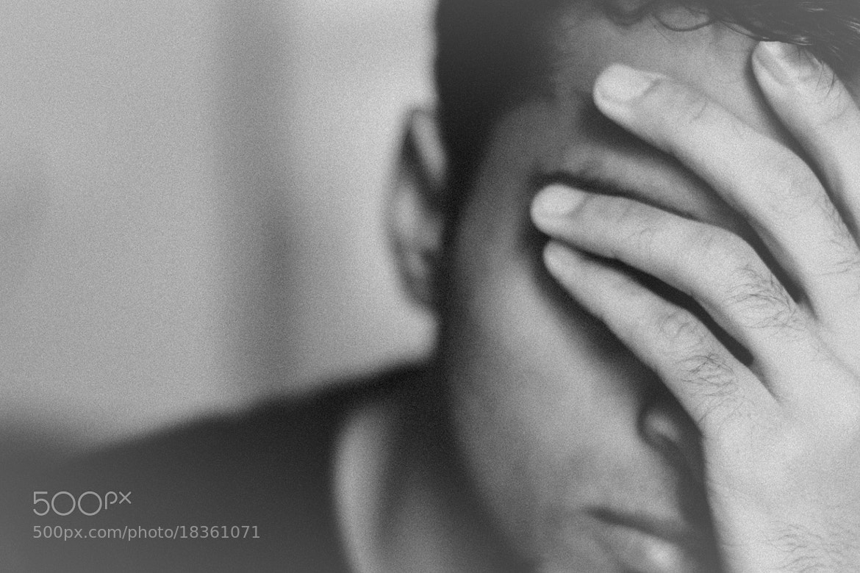Photograph Self portrait #1  by Vidhu S on 500px