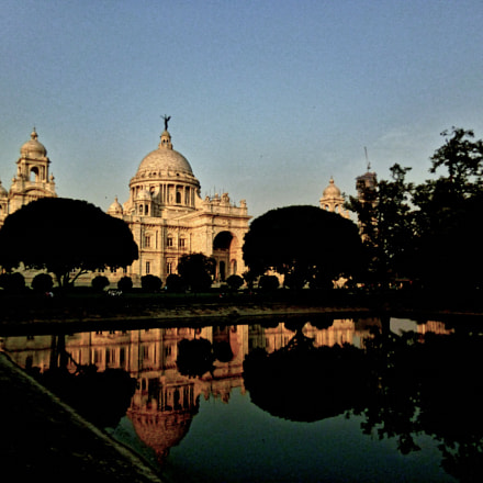 Reflections Of Kolkata's Heart , Panasonic DMC-LS5