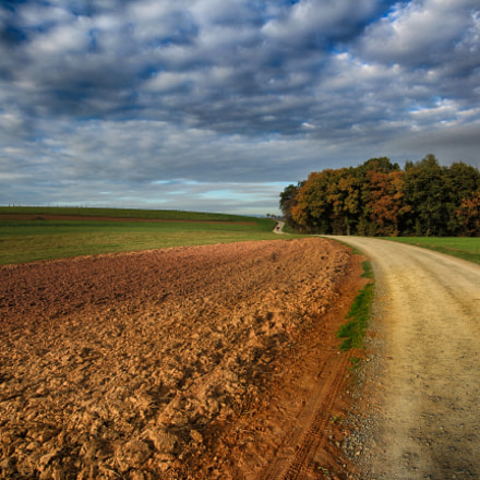 countryroad, Canon EOS 60D, Sigma 12-24mm f/4.5-5.6 DG HSM II