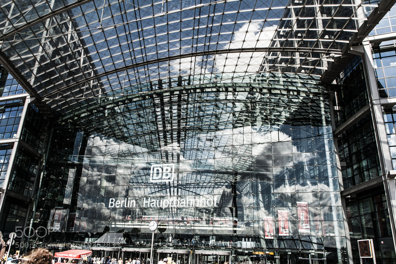 Photograph Berlin Hauptbahnhof by Felix Jonathan Müller on 500px