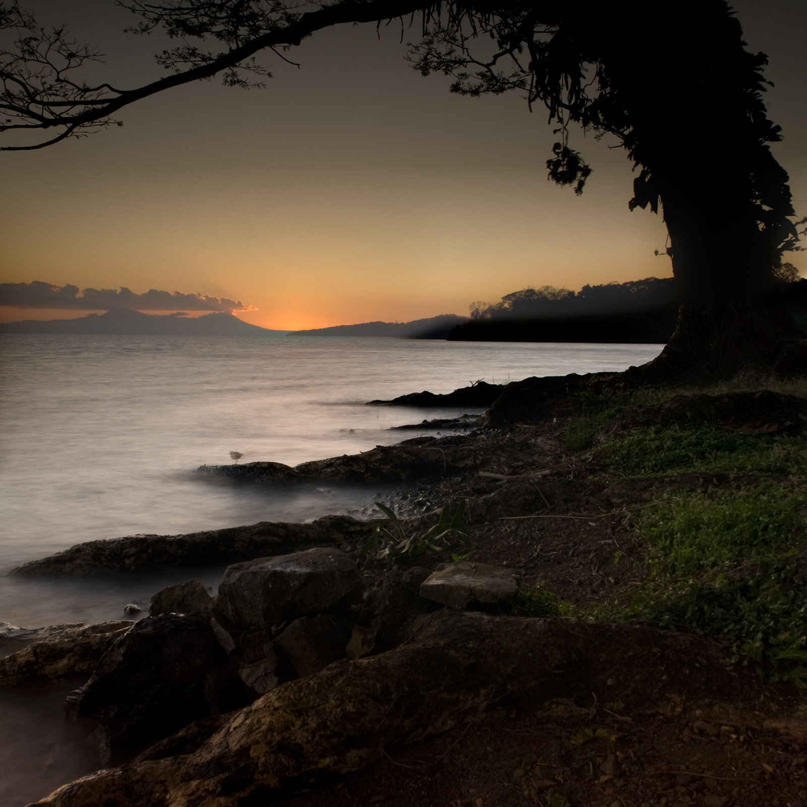 Photograph Sunset on Solentiname by Steven House on 500px