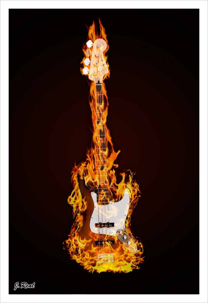 Photograph Rock and Roll by Juan Real on 500px