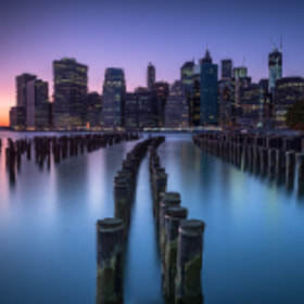 Pier, Brooklyn Bridge Park by Ajit Menon (AjitMenon)) on 500px.com