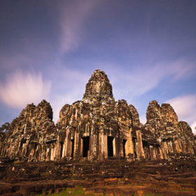 Another Side of Bayon Temple ;) by Mardy Photography (Mardy)) on 500px.com