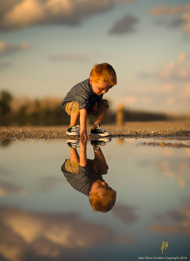 Magic Mirror de Jake Olson Studios sur 500px.com