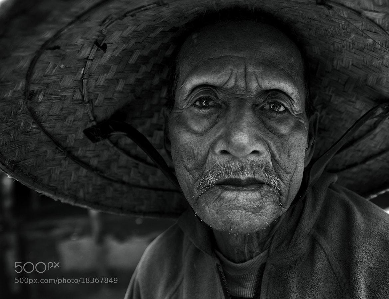 Photograph boatman from Jakarta #2 by Yaman Ibrahim on 500px