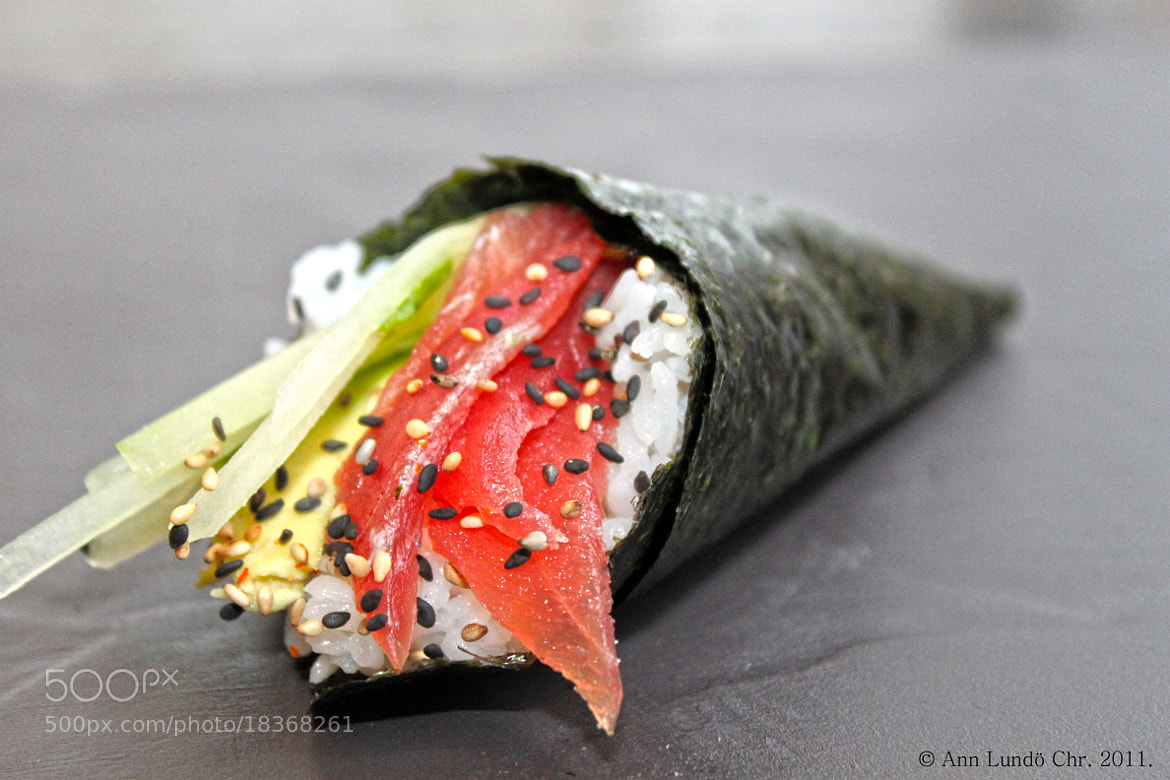Photograph Sushi by Ann Lundö  on 500px