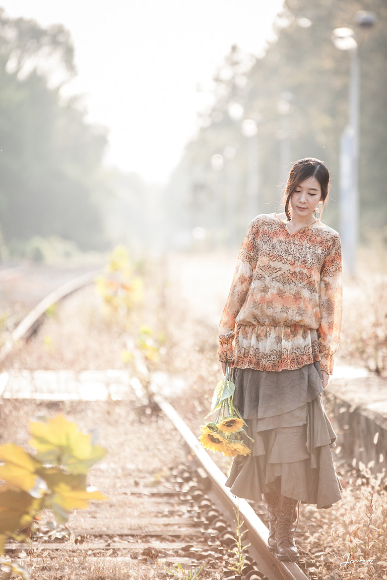 Photograph On the railroad (2) by Yoonmo Koo on 500px