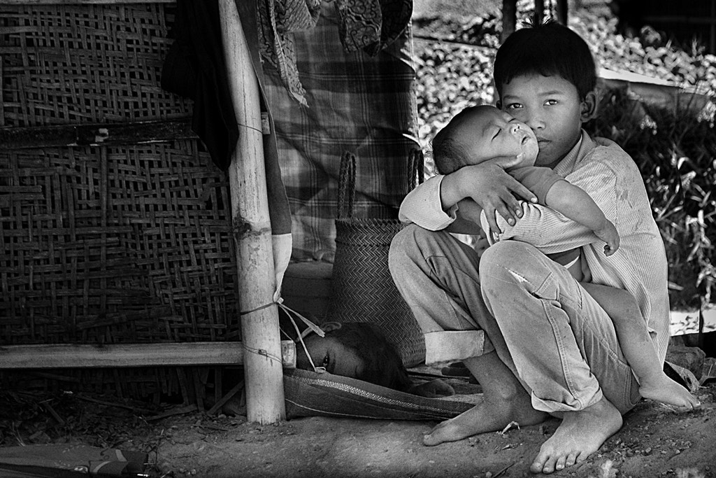 Photograph Brother Love by Joko Nuswantoro on 500px