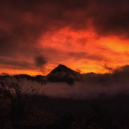 Burn Mountain Burn