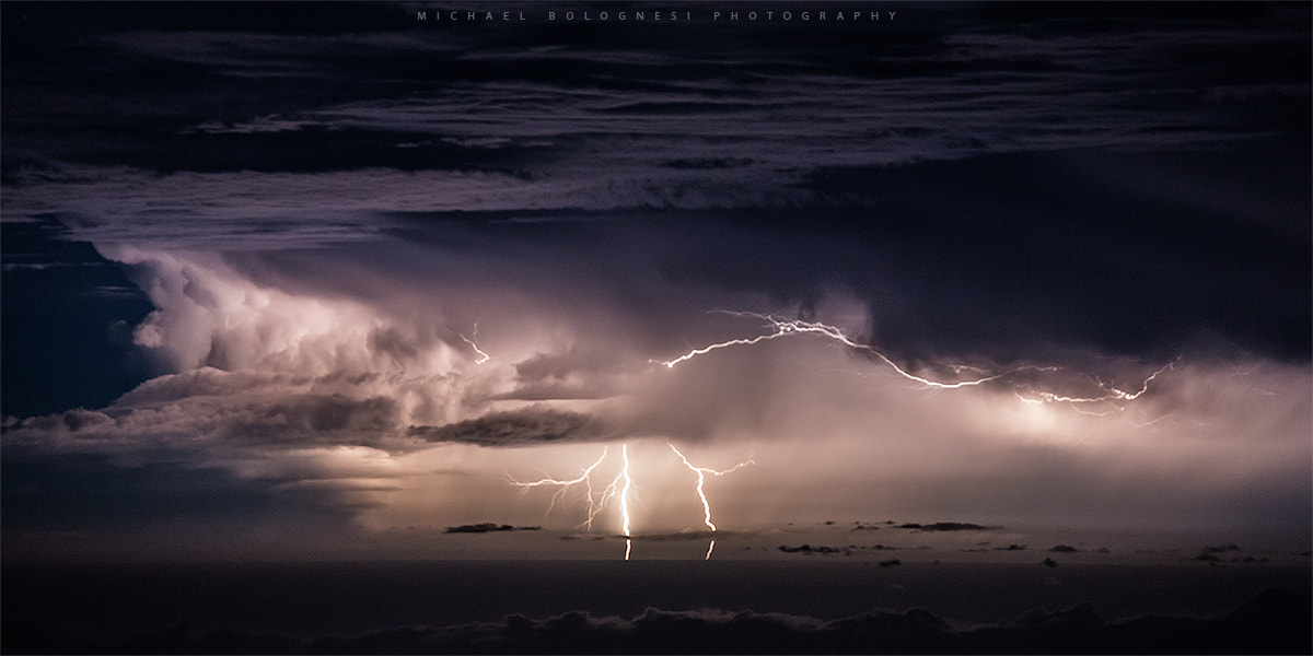 Photograph Double Strike by Michael Bolognesi on 500px